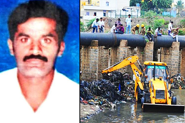 Theres so much garbage in Bengalurus drains we cant even find a mans body in it