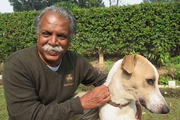 Just like the Taj Mahal Indian dogs are a part of our heritage Interview with Theodore Baskaran