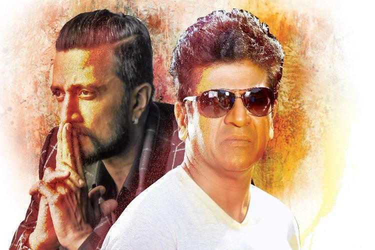 Audio rights of Shivrajumar-Sudeep starrer The Villain sold