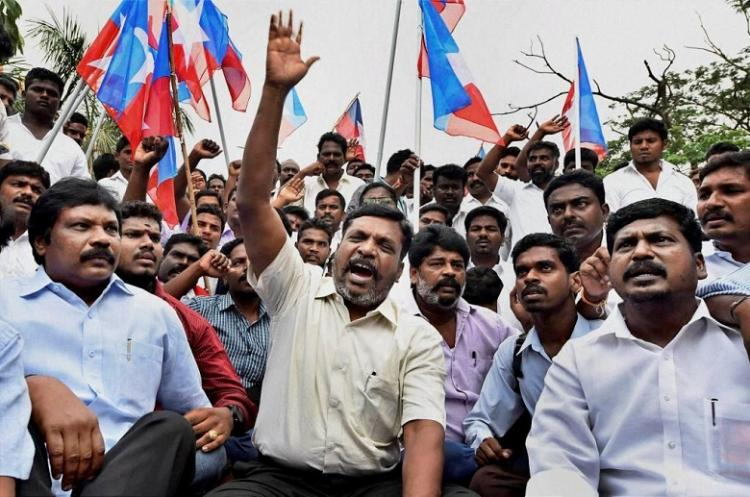 The Rise of Thiruma Politics of the Dalit leader who could take on Jayalalithaa in RK Nagar