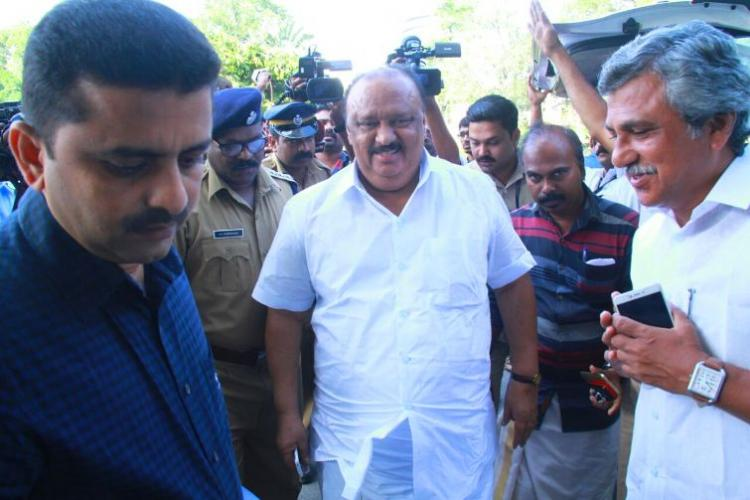 No decision yet on whether Thomas Chandy will resign Pinarayi waits for NCP nod