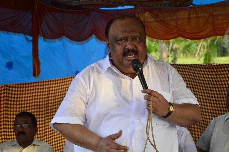 Thomas Chandy refuses to resign over allegations of land encroachment Cong seeks ouster