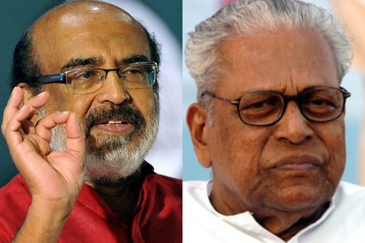 Serious lapses Thomas Isaac VS Achuthanandan flay polices laxity in Kevin murder