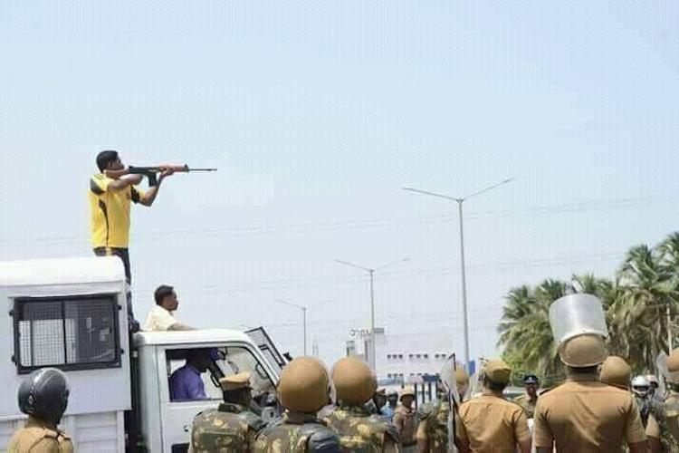 War on Indias citizens by the state Queer individuals condemn Thoothukudi violence