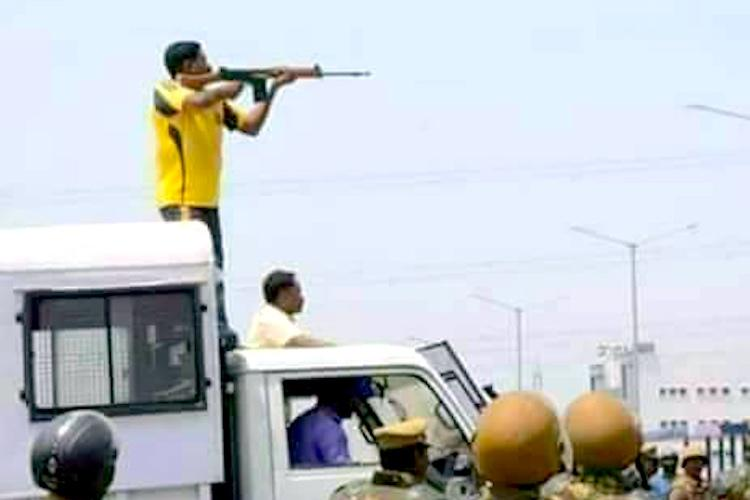 Police firing was pre-planned Thoothukudi residents were warned against rally