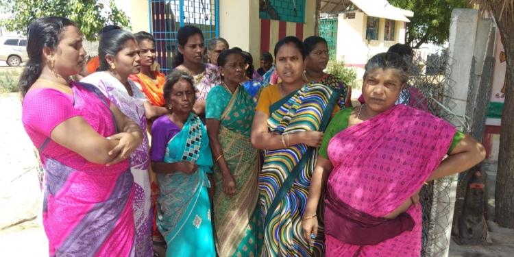 Like Emergency in Thoothukudi Random arrests send men fleeing leave women harassed