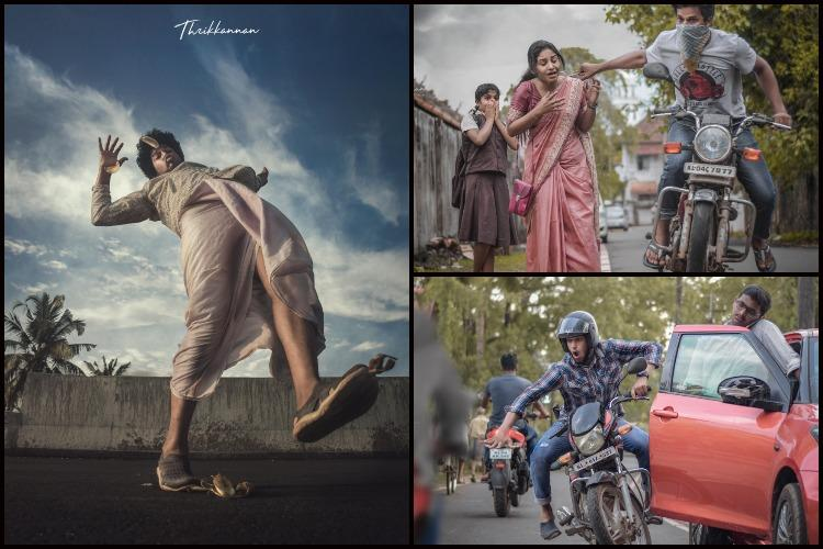 How do accidents occur Kerala 19-yr-olds viral road safety photos shed light