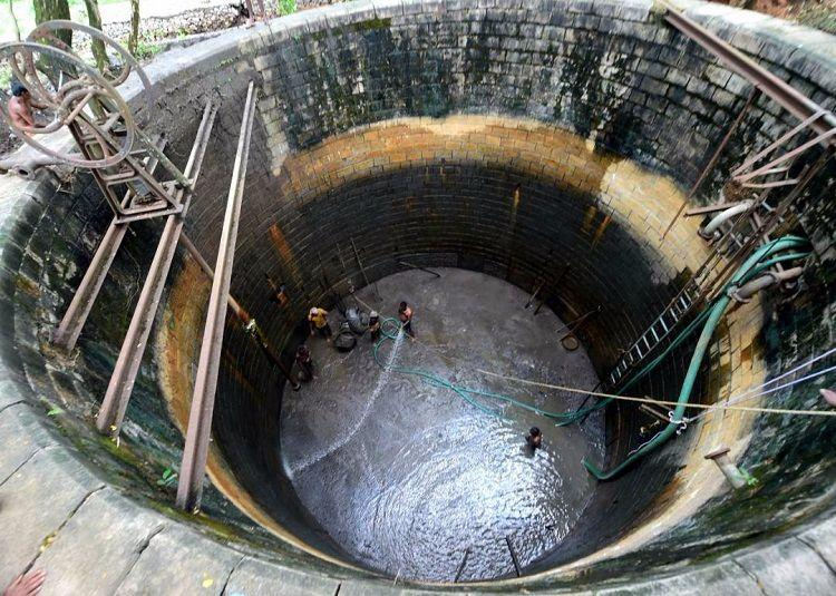 Forgotten for decades 115-yr-old well is saving the day for drought-hit Thrissur rail station
