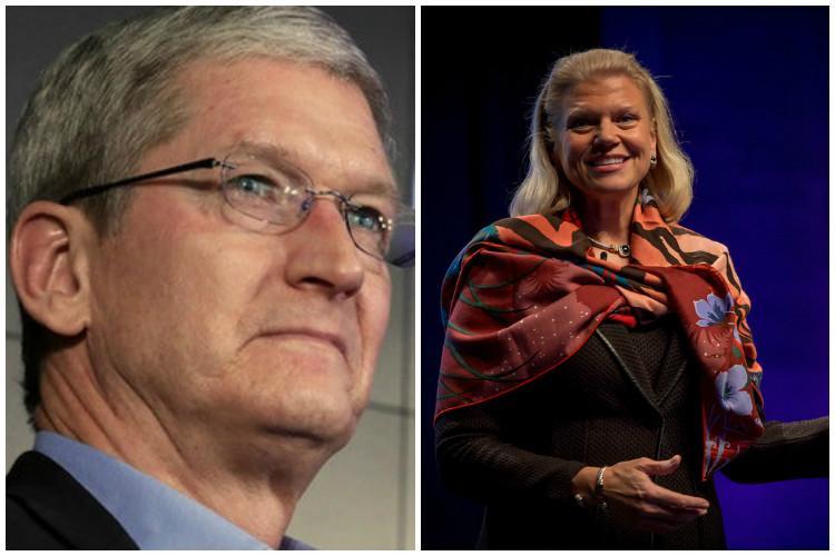 Facebook breach Apple IBM heads call for stricter data regulations