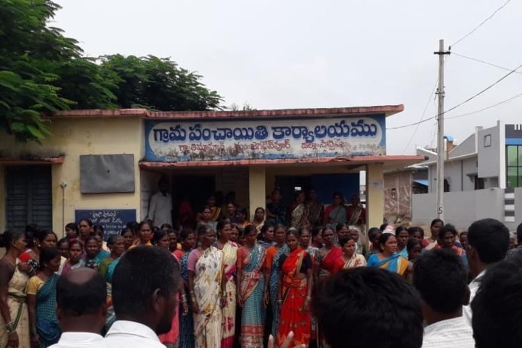 Women in Telangana village impose Rs 10000 fine for drinking liquor