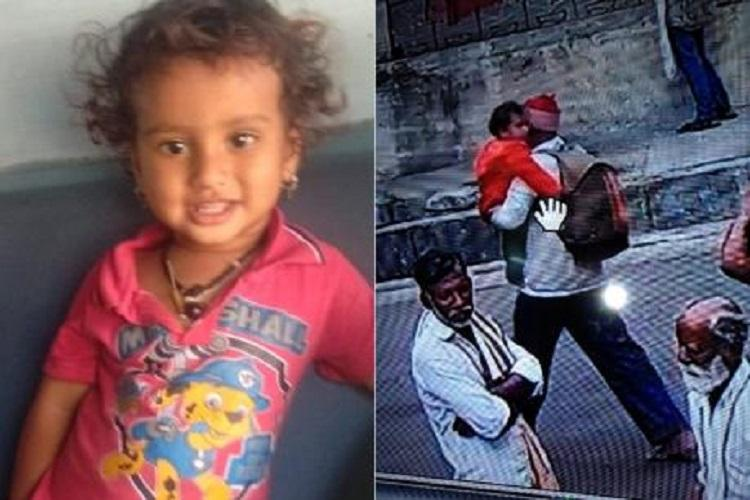 Infant abducted from Tirumala police on lookout for kidnapper