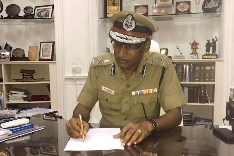 Despite being named in gutka scam TK Rajendran gets 2-year extension as DGP of TN