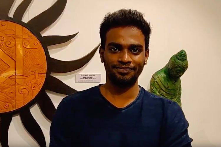 In pictures A Tamil Nadu artists contemporary interpretation of Thirukkural