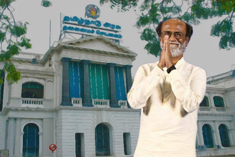 Rajinikanth enters politics after decades of speculation to form own political party