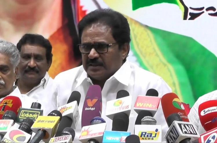 No party in TN that does not bribe voters confesses TNCC Chief