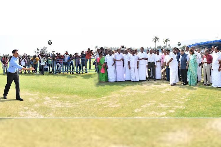 IPL TNPL matches to reach Salem soon as CM inaugurates cricket stadium