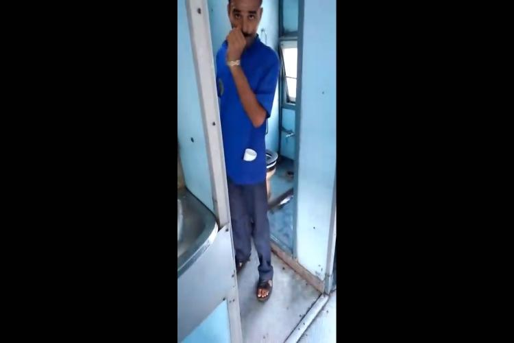 Hyderabad: Railway tea vendors use toilet water; agency rapped