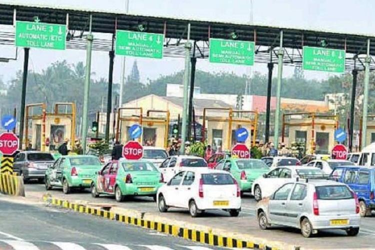 Demonetisation New vehicles to have digital tag for paying toll