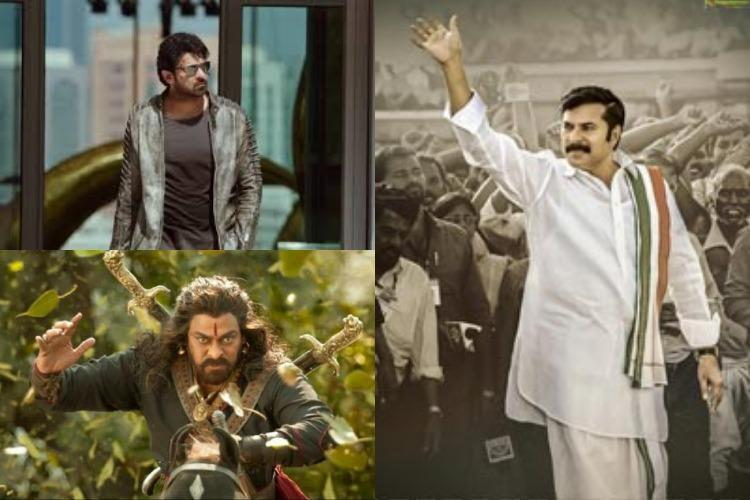 From Prabhas Saaho to Mammoottys Yatra Big-budget Tollywood releases of 2019