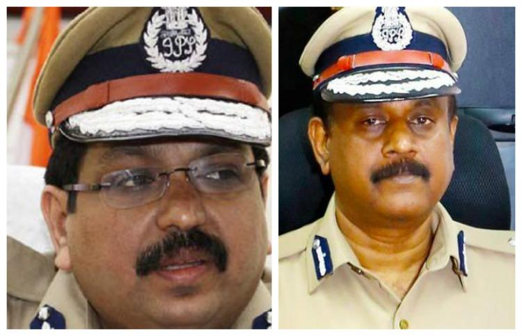 Kerala DGP Senkumars surprise allegations says ADGP Thachankary removed 12 secret files from T Branch
