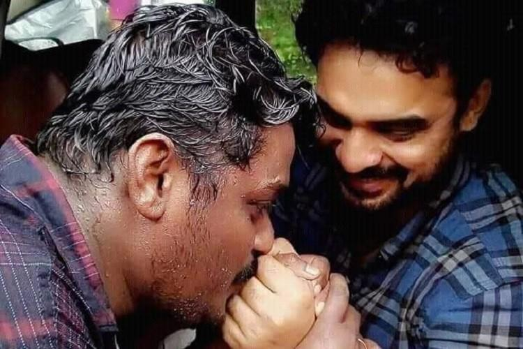 Tovino Thomas reacts to trolls claiming his work during floods was a stunt