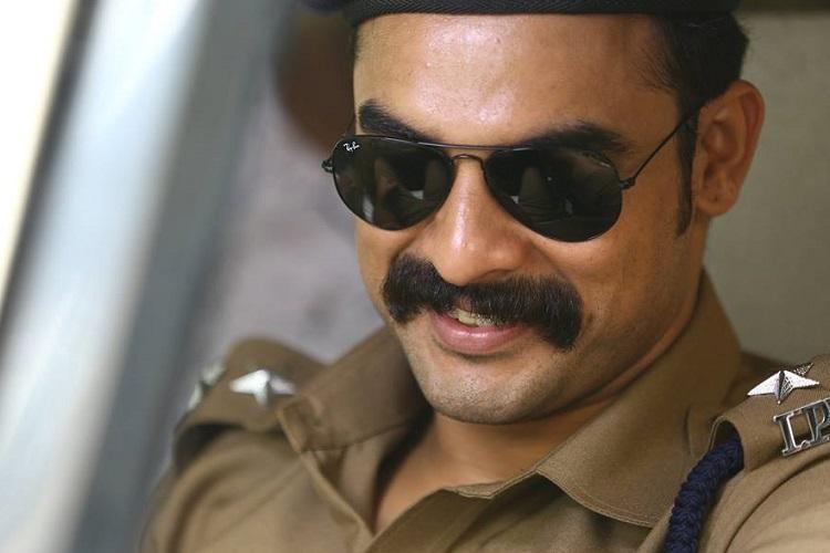 Tovino Thomas plays a cop in Kalki