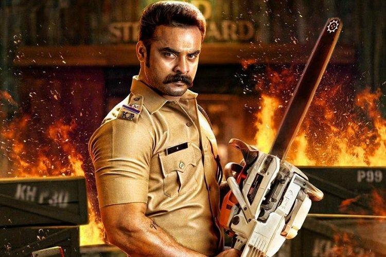 Tovinos new Kalki poster shows him as a cop with a chainsaw