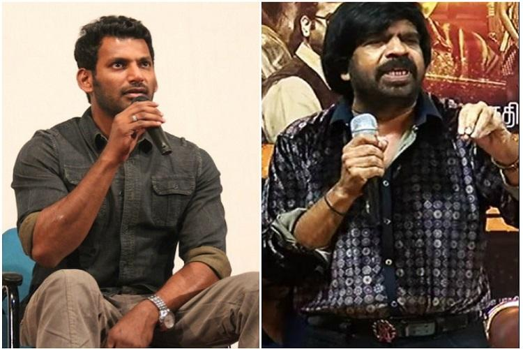 Vishal hits out at T Rajendar for insulting Dhansika speaks out in her support