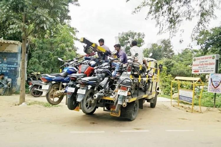 Letting your minor kin drive You could be booked for traffic offences by minors