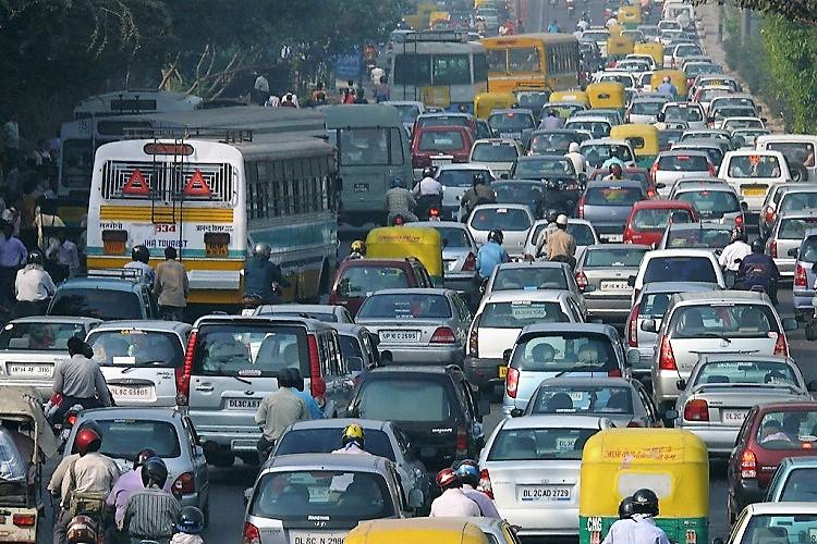 Peak traffic hours in 4 Indian cities costing country 22bn a year Uber