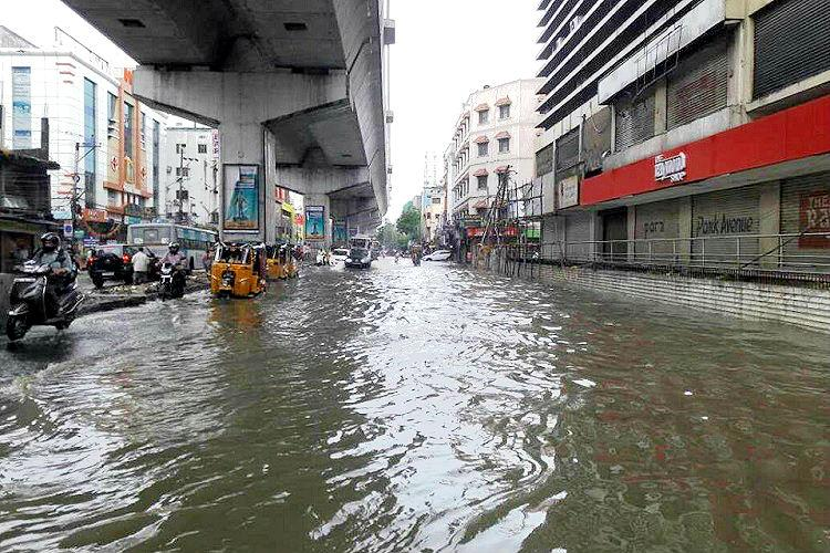 Who is to blame for Hyderabads waterlogged roads and traffic woes during monsoon