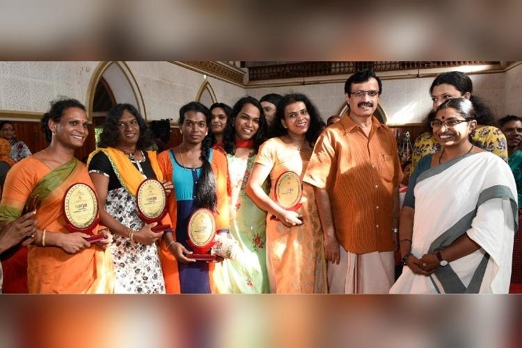21 trans persons honoured in Kerala for rejoining school and finishing Class 10