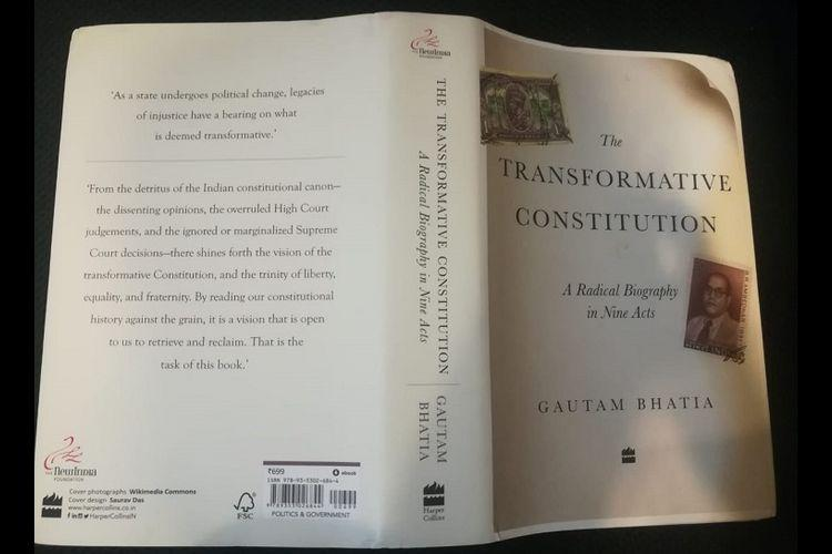 From Sabarimala to section 377 this book explains the Constitution with 9 cases