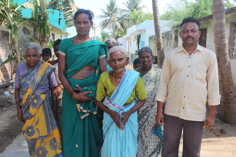 Transgender village councillor in Vellore district alleges she isnt being allowed to work