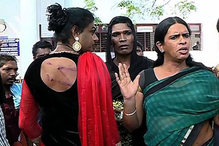 Case filed against 2 trans women days after they were allegedly hit by Kerala cops