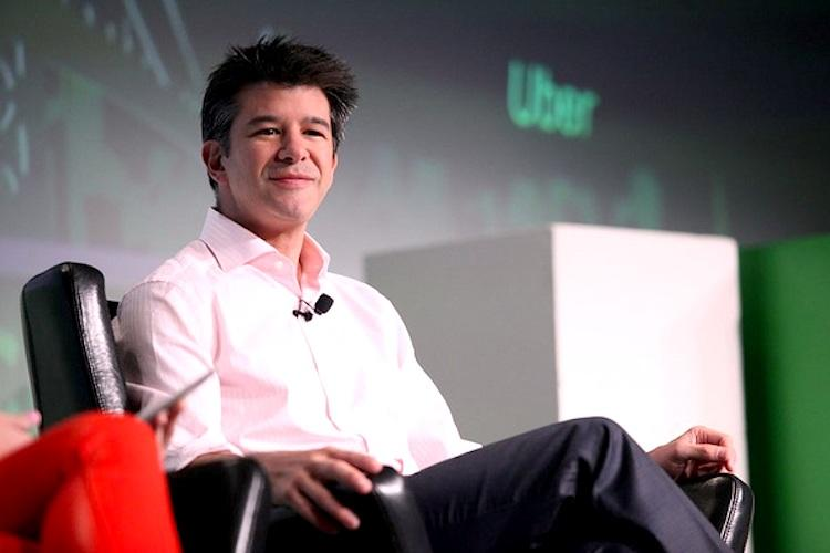 Uber CEO Travis Kalanick resigns amid pressure from investors