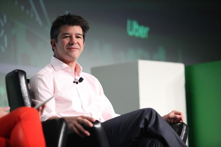 Former Uber CEO Kalanick to resign from companys board
