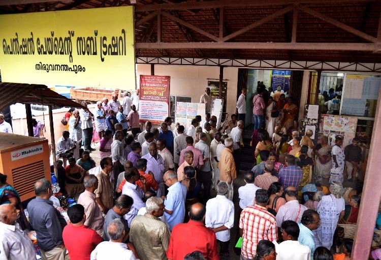 Kerala govt in financial crisis puts stocks and securities worth Rs 4000 cr on sale