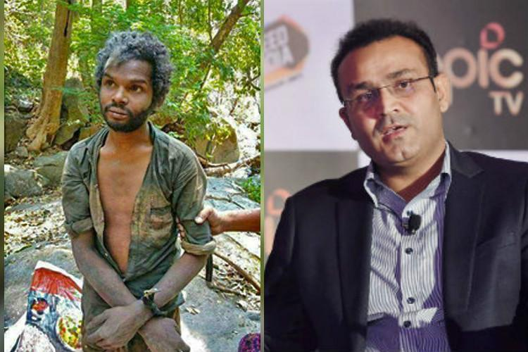 Sehwag donates Rs 15 lakh to family of Madhu Kerala tribal man lynched to death