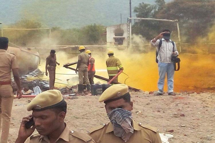 Safety audit report had pointed out flaws at Trichy explosives factory where 19 died