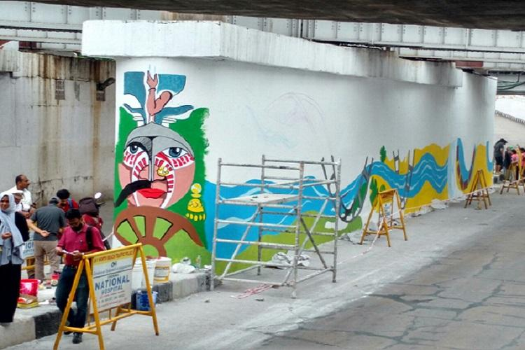 This initiative gets Chennaites caring for public spaces one painted wall at a time