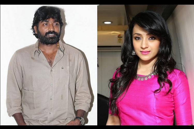 Is Trisha and Vijay Sethupathi starrer 96 a remake of NH 10