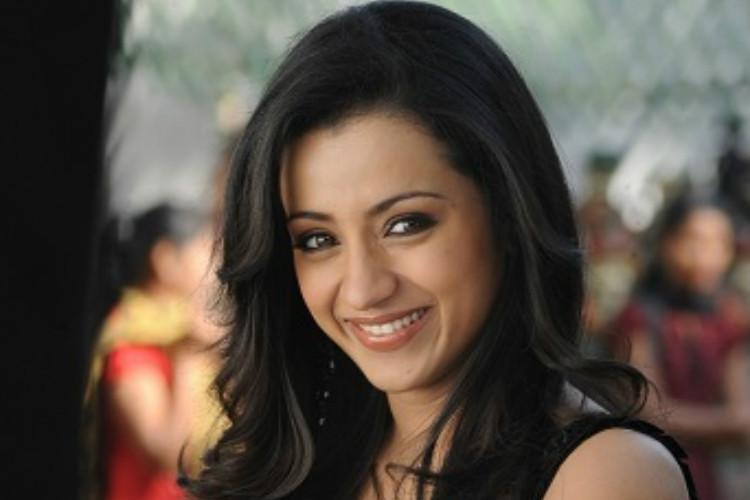 Is Trisha back in Saamy Square Confusion prevails