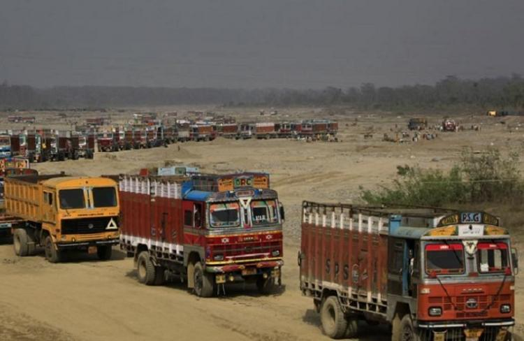 Lorry owners go on indefinite strike against daily fuel price revision