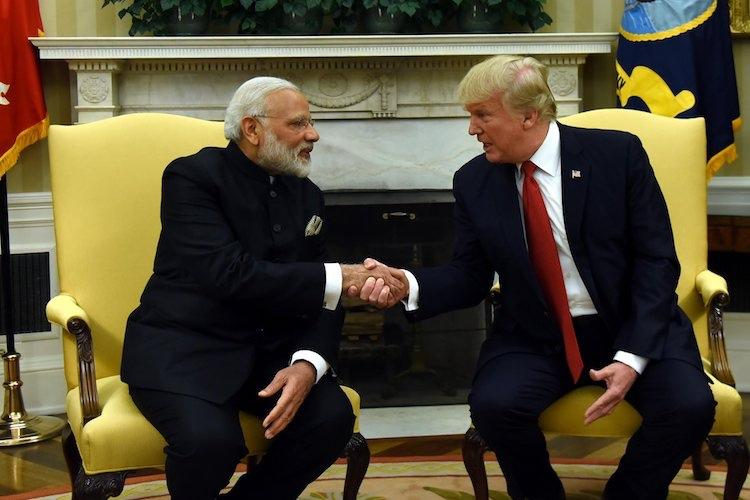 We will destroy radical Islamic terrorism Modi and Trump announce joint fight against terror