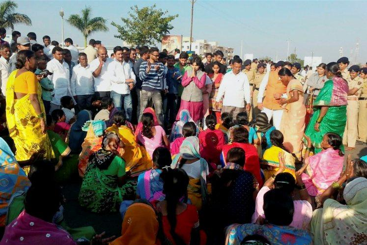 Meet Bhumata Brigades Trupti Desai Devout Hindu aggressive activist