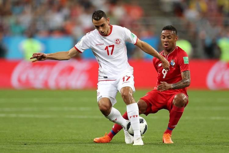 Khazri strike ends Tunisias 40-year World Cup match victory drought