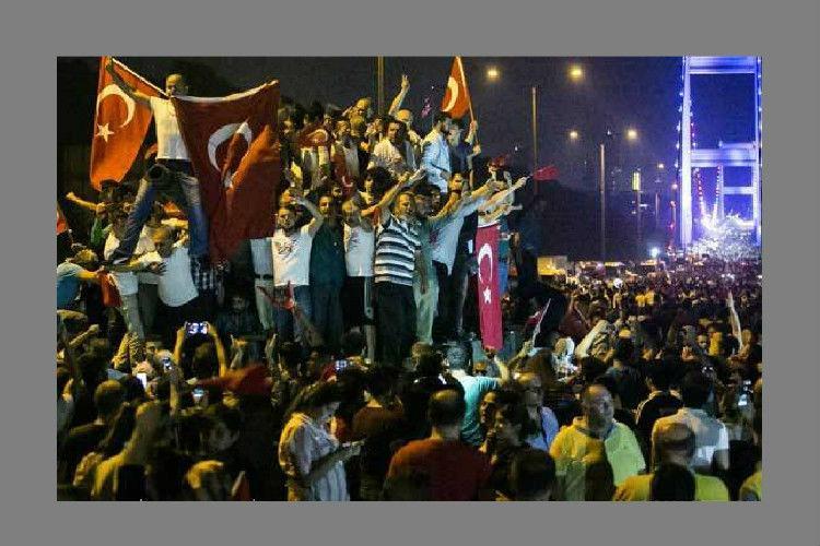 Turkey coup 200 Indian sportsmen stranded appeal for Indian govts help