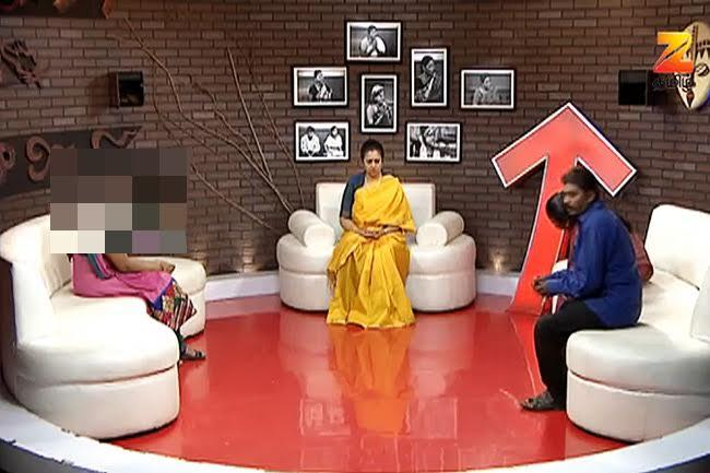 Mother of 7-yr-old reveals she was raped as a child rapist brazens it out on Tamil TV show