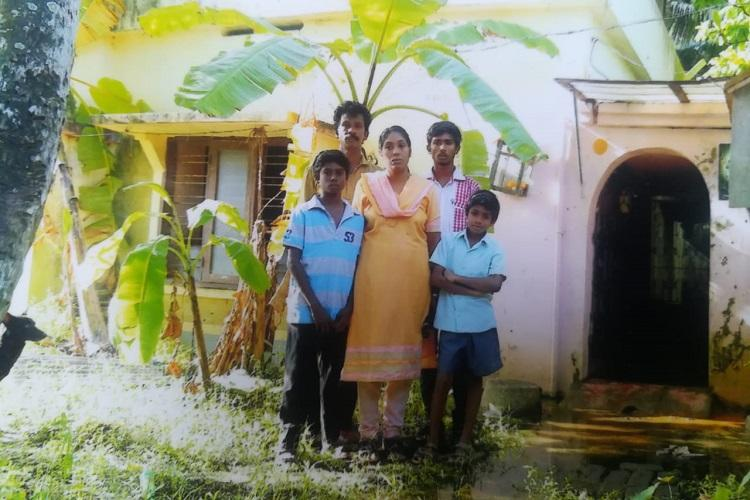 Kerala family forced to live without electricity for 2 months due to waterlogging